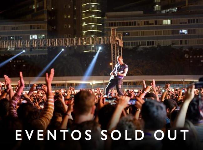 accesos, eventos, eventos vip, entradas preferentes , evento sold out, sold out, entradas agotadas, boletos agotados